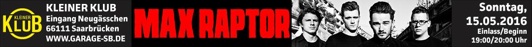 20160515 Max Raptor