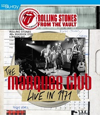 The Rolling Stones - From the Vault-the Marquee-Live in 1971